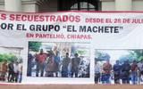 Los familiares indicaron que han hablado con el Concejo Municipal que encabeza Pedro Gómez, pero la respuesta ha sido negativa / Foto: Óscar Gómez   El Heraldo de Chiapas