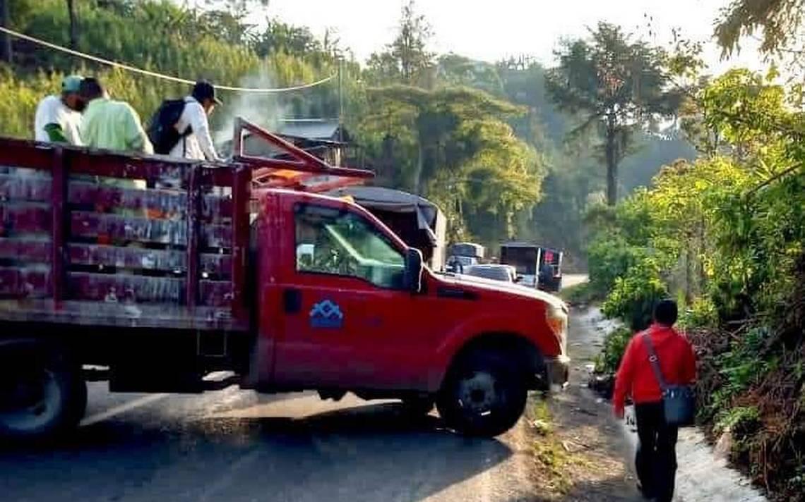 De nueva cuenta instalan bloqueos en Oxchuc - El Heraldo de Chiapas |  Noticias Locales, Policiacas, sobre México, Chiapas y el Mundo