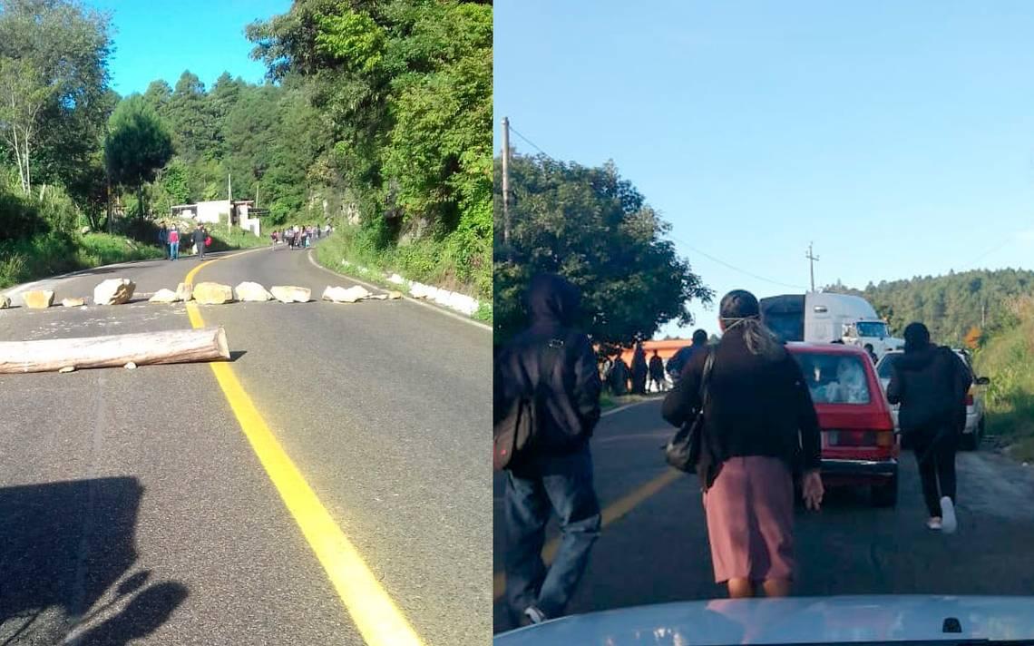 Levantan bloqueo habitantes de Oxchuc - El Heraldo de Chiapas | Noticias  Locales, Policiacas, sobre México, Chiapas y el Mundo