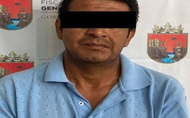 Policiaca:  Fiscalía detiene a pederasta; atacó a una menor de edad